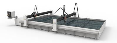 aerospace-waterjet