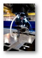 5 Axis WaterJet Cutting Head ATF