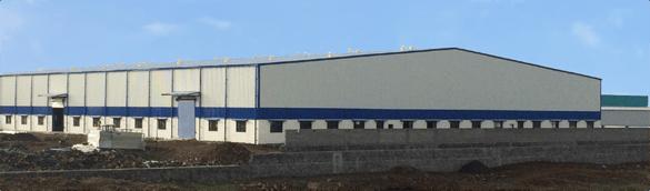 AT&F India, Chaken Facility