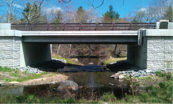 Short-Span-Bridge