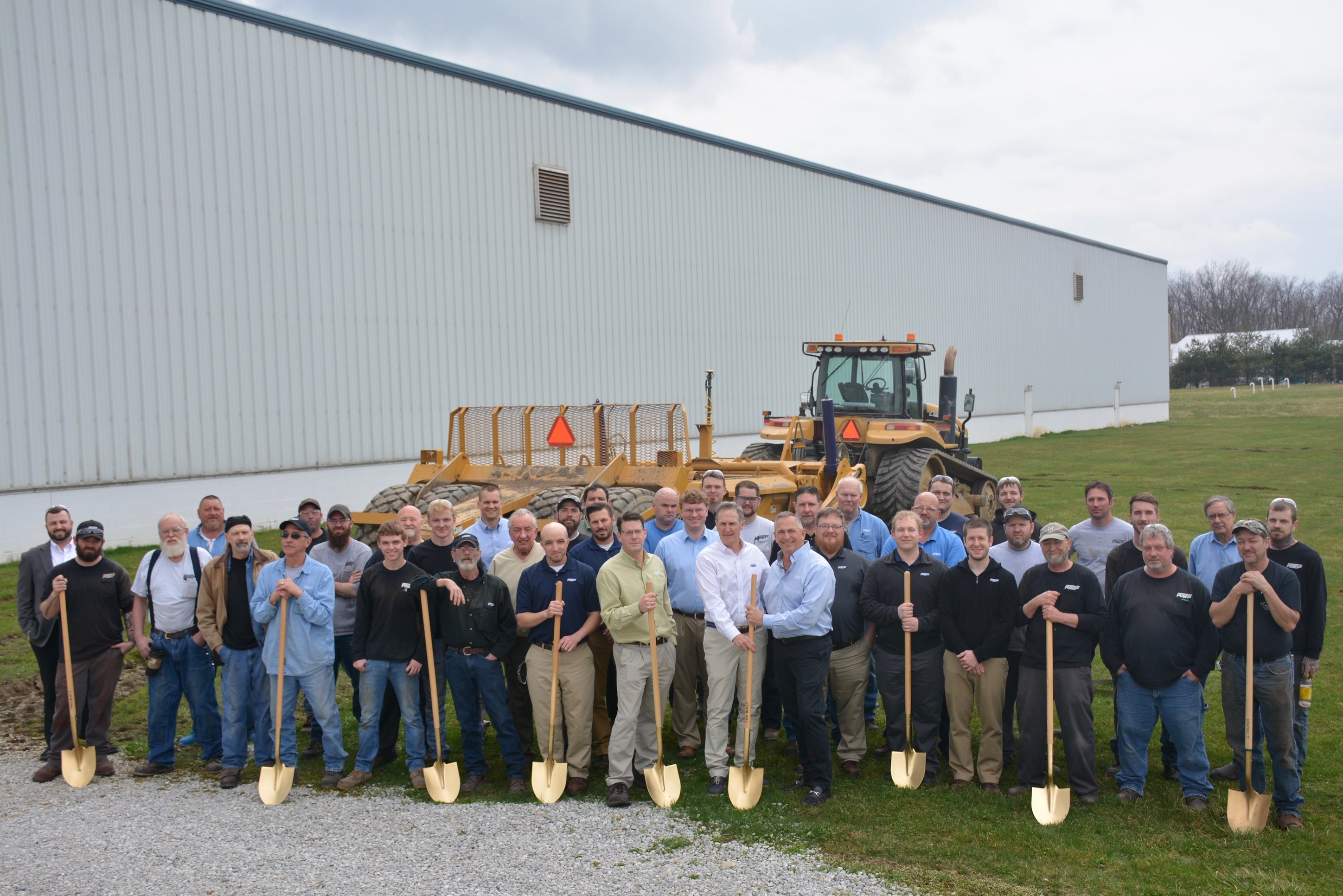 Press Release: AT&F Advanced Metals Facility Expansion