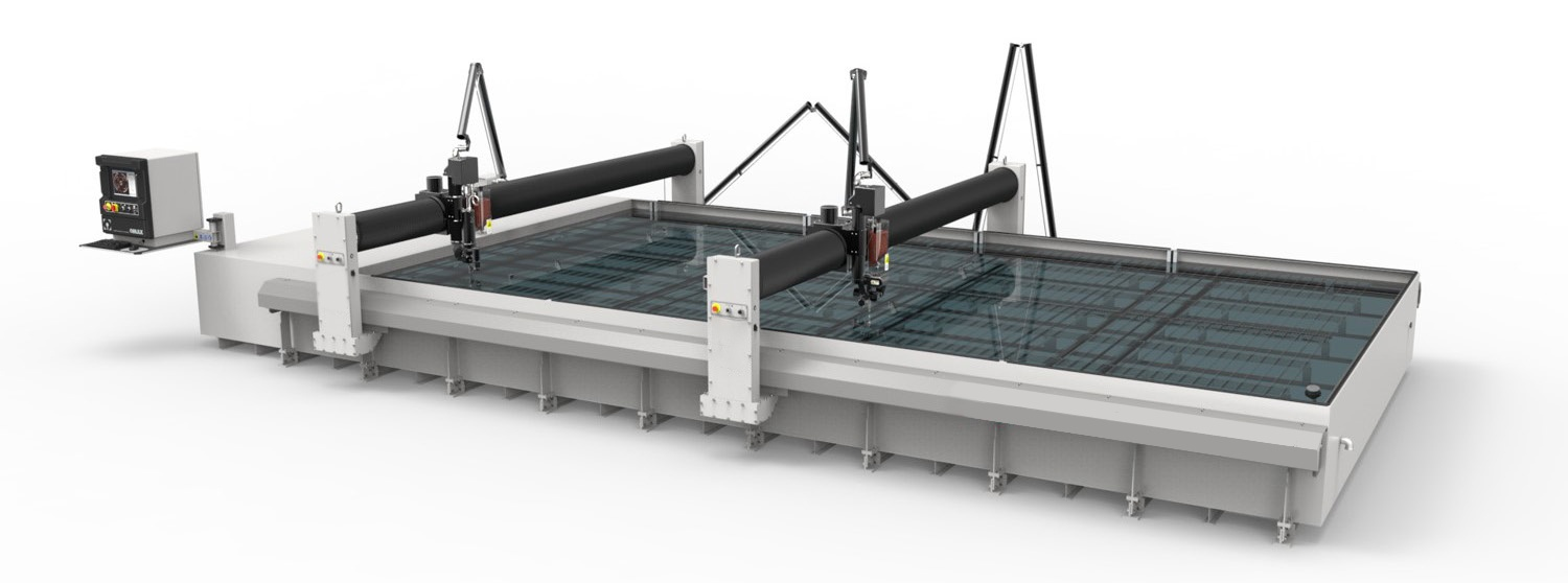 AT&F Shows Commitment to Aerospace Market with Waterjet Investment