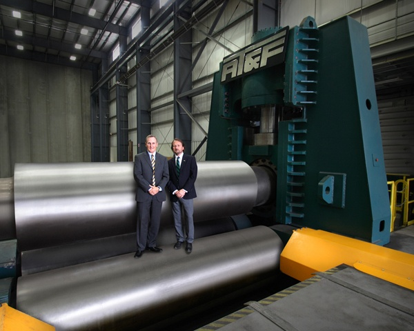 Fourth-Generation Company is Strong as Steel