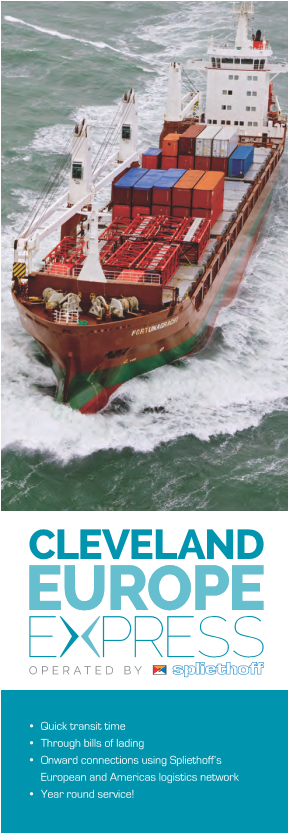 Cleveland Europe Express (CEE-WAY) - Port of Cleveland