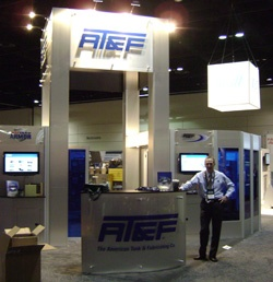 Energy Industry's Leading Fabricator AT&F Showcases New Capabilities at Power Gen 2011