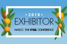 Visit our Booth #734 - Building You BIG Bridges at NASCC The Steel Conference in Orlando!