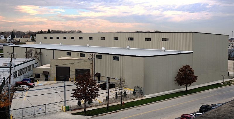 AT&F Nuclear Inc. Opens One of First 100 Ton Nuclear Fabricating Facilities Built in Decades