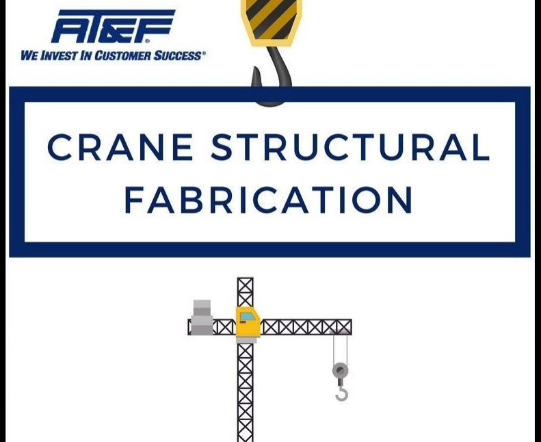 Infographic: AT&F Crane Structural Fabrication
